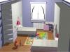 progettazione-cameretta-con-angolo-studio